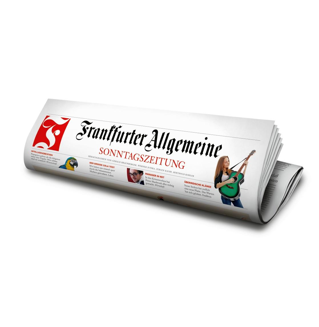 FAS Frankfurter Allgemeine Sonntagszeitung