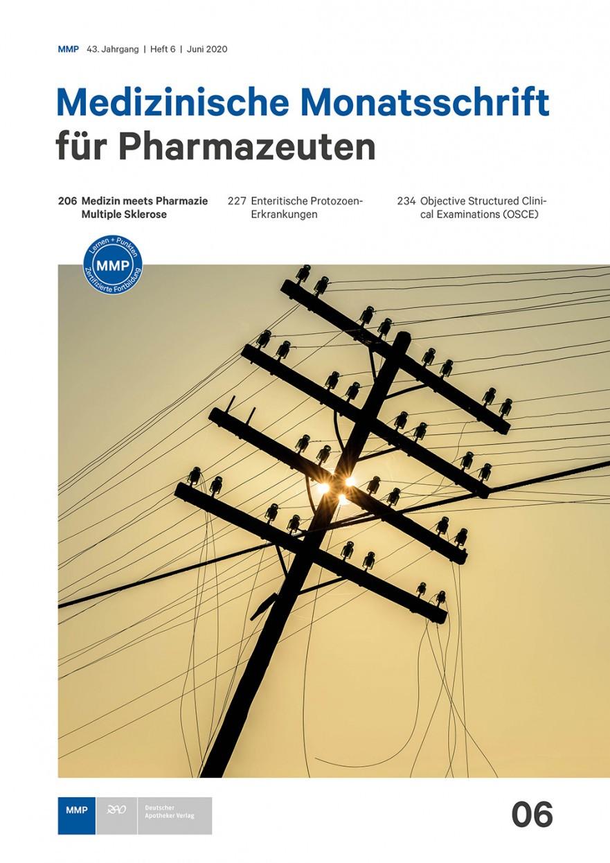 Medizinische Monatsschrift für Pharmazeuten MMP