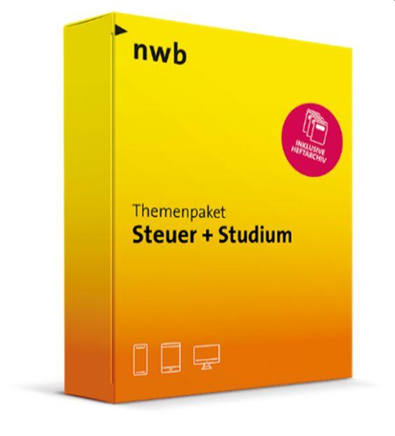 NWB Steuer+Studium Studentenabo