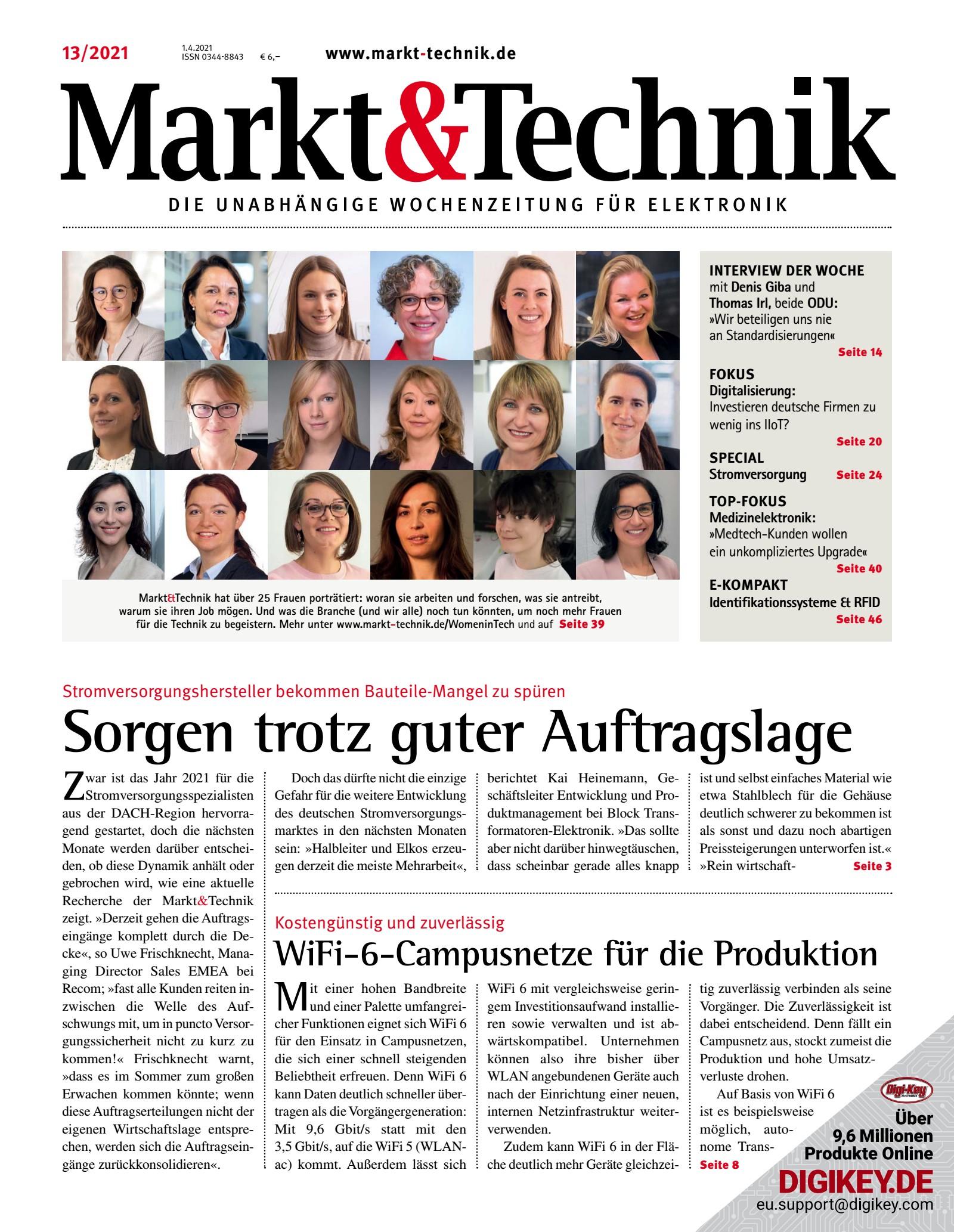 Markt&Technik Studentenabo