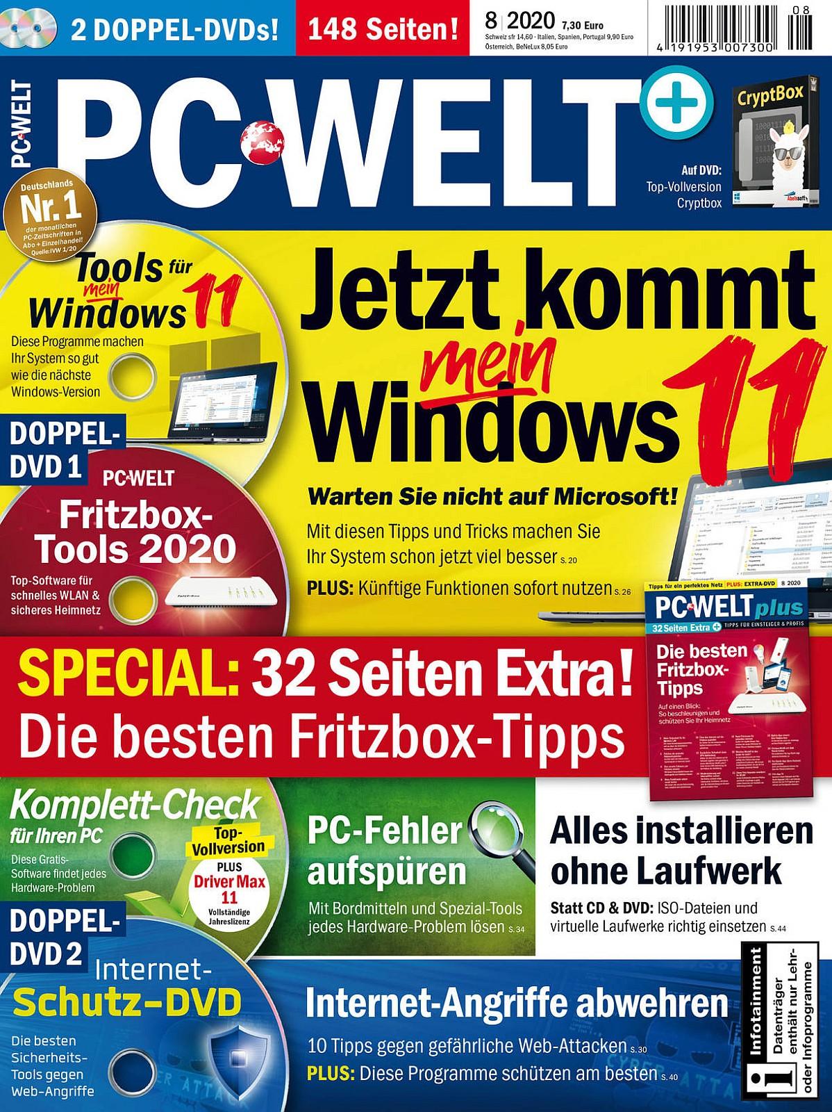 PC-WELT Plus