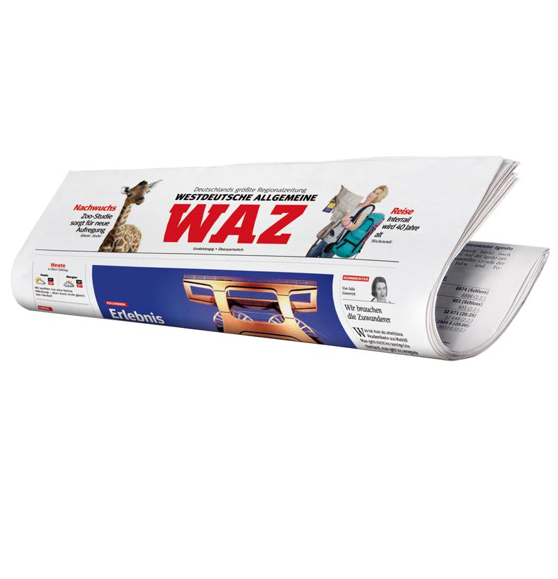 WAZ Westdeutsche Allgemeine Zeitung