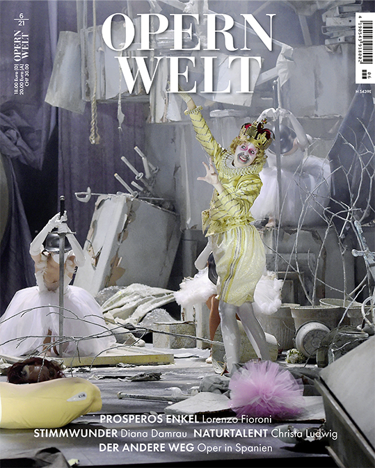 Opernwelt Studentenabo