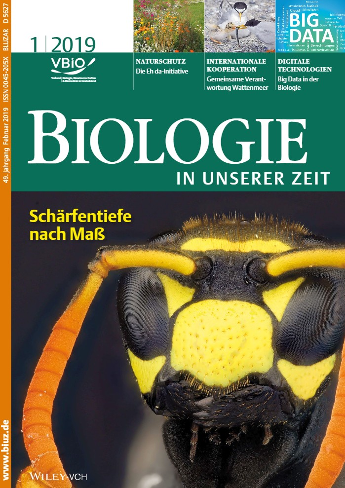 Biologie in unserer Zeit