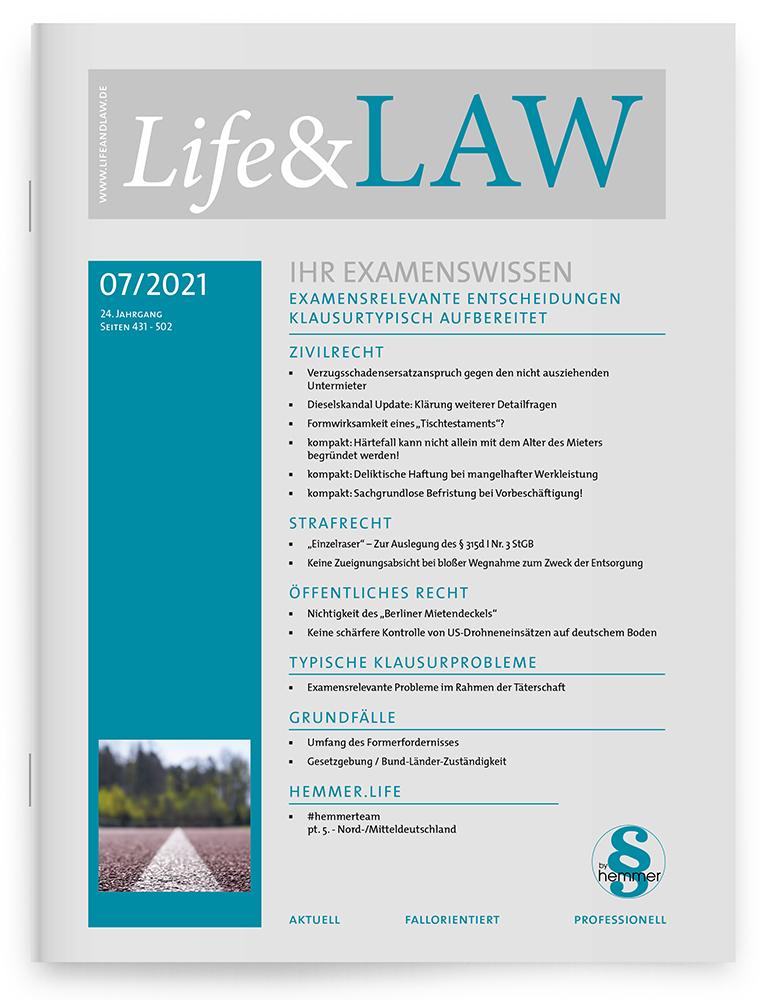 Life & Law Studentenabo