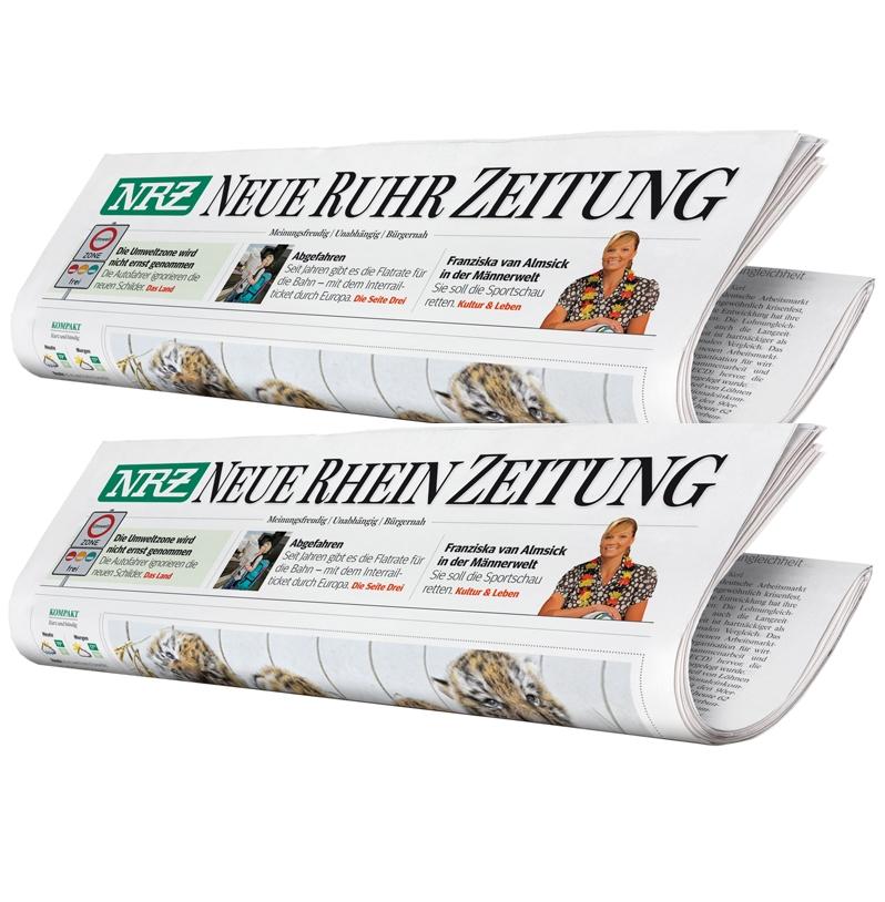 NRZ Neue Ruhr Zeitung/Neue Rhein Zeitung