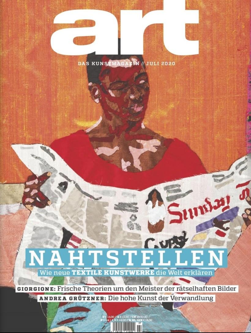 art - Das Kunstmagazin Studentenabo