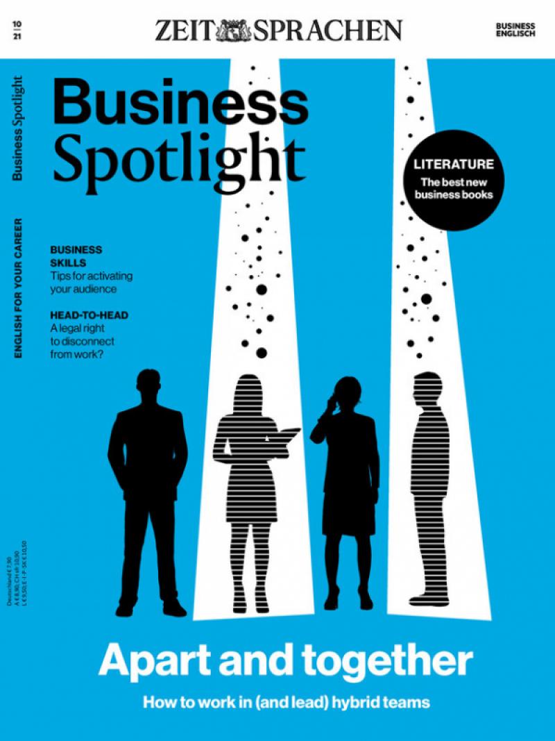 Business Spotlight Studentenabo