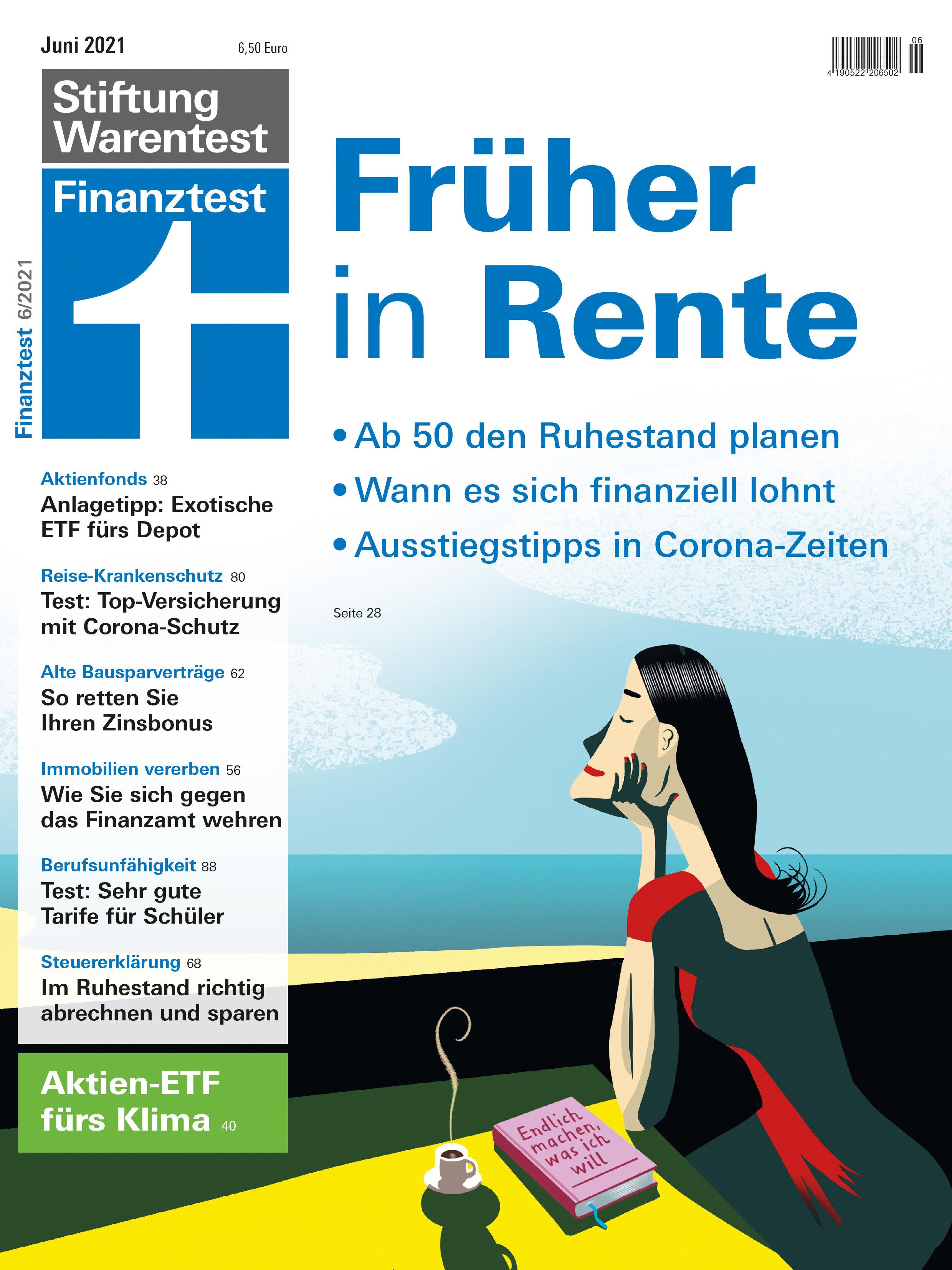 Finanztest Studentenabo