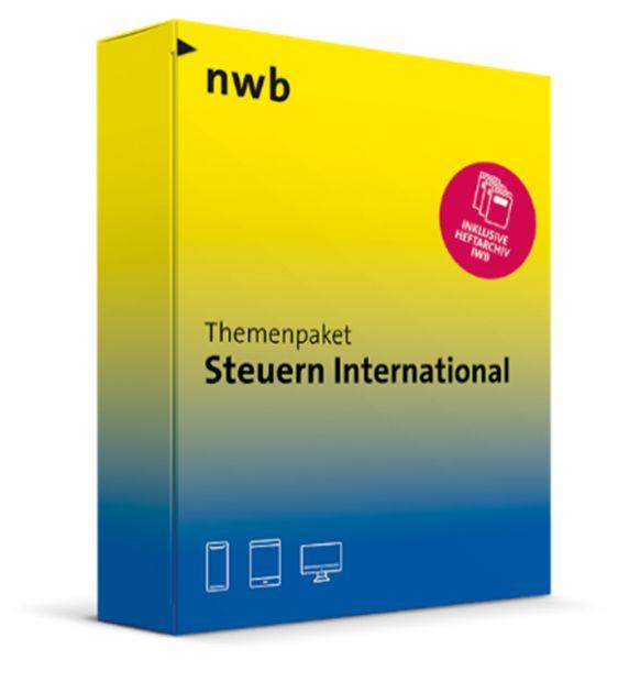 NWB Steuern International Studentenabo