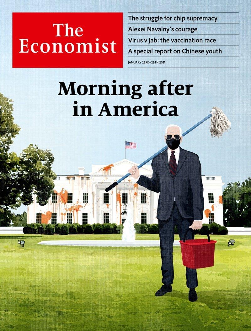 The Economist Print + Digital Studentenabo