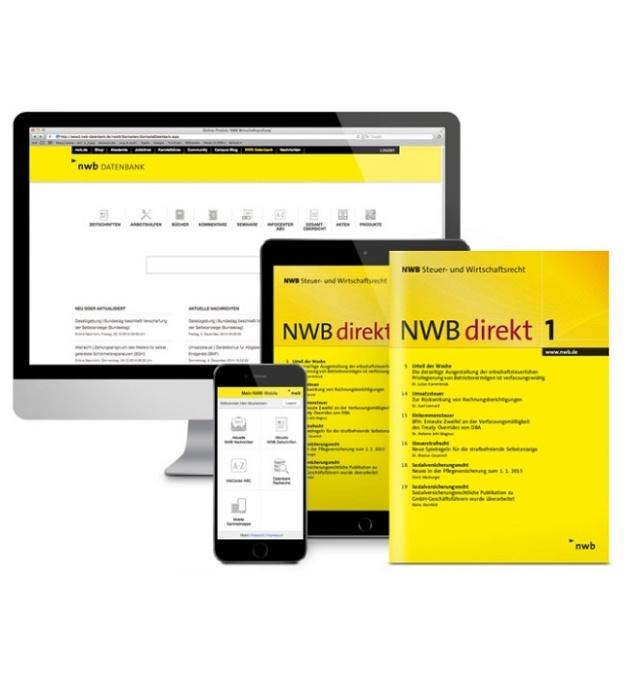 NWB Steuer- und Wirtschaftsrecht - direkt