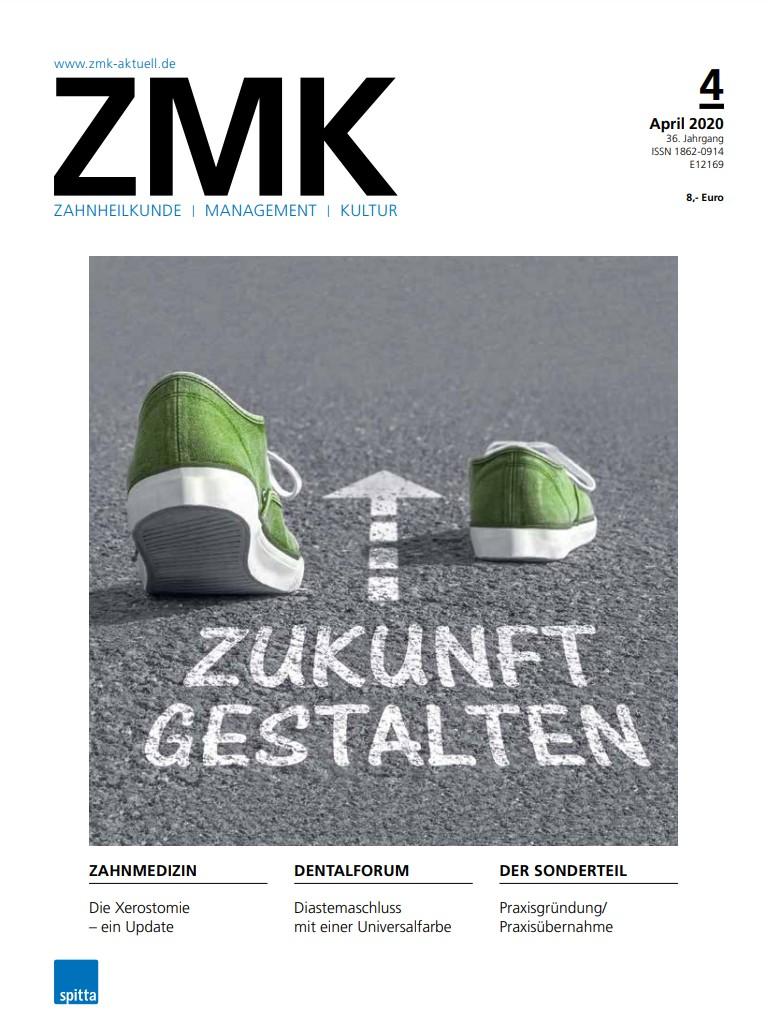 ZMK Zahnheilkunde, Management, Kultur