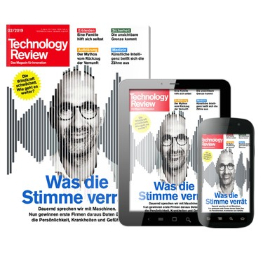 Technology Review plus