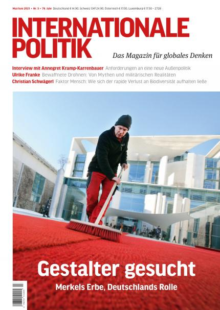 IP Internationale Politik Studentenabo