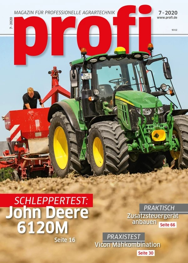 profi - magazin für agrartechnik