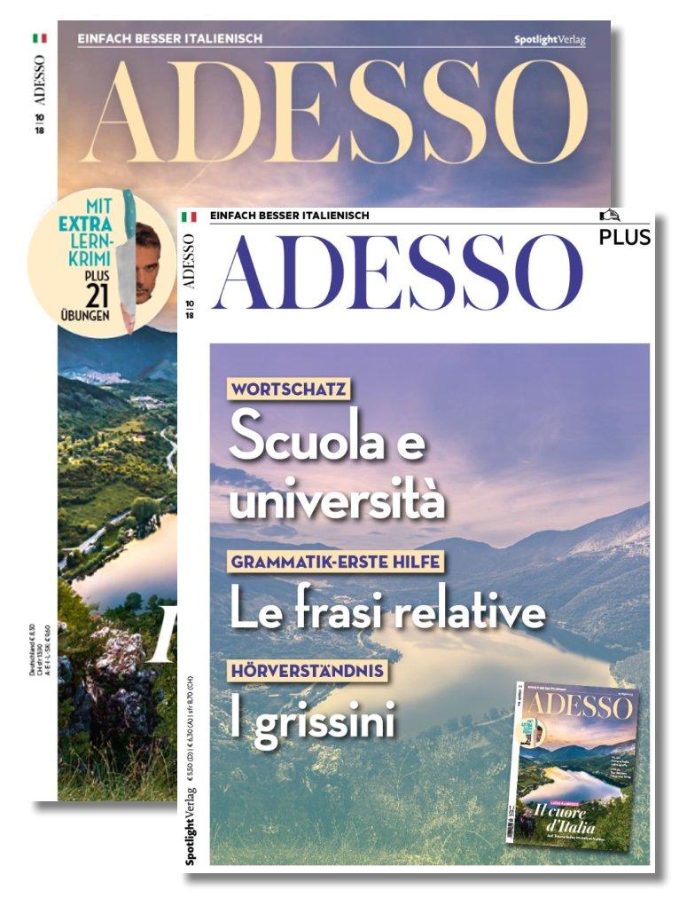 ADESSO plus