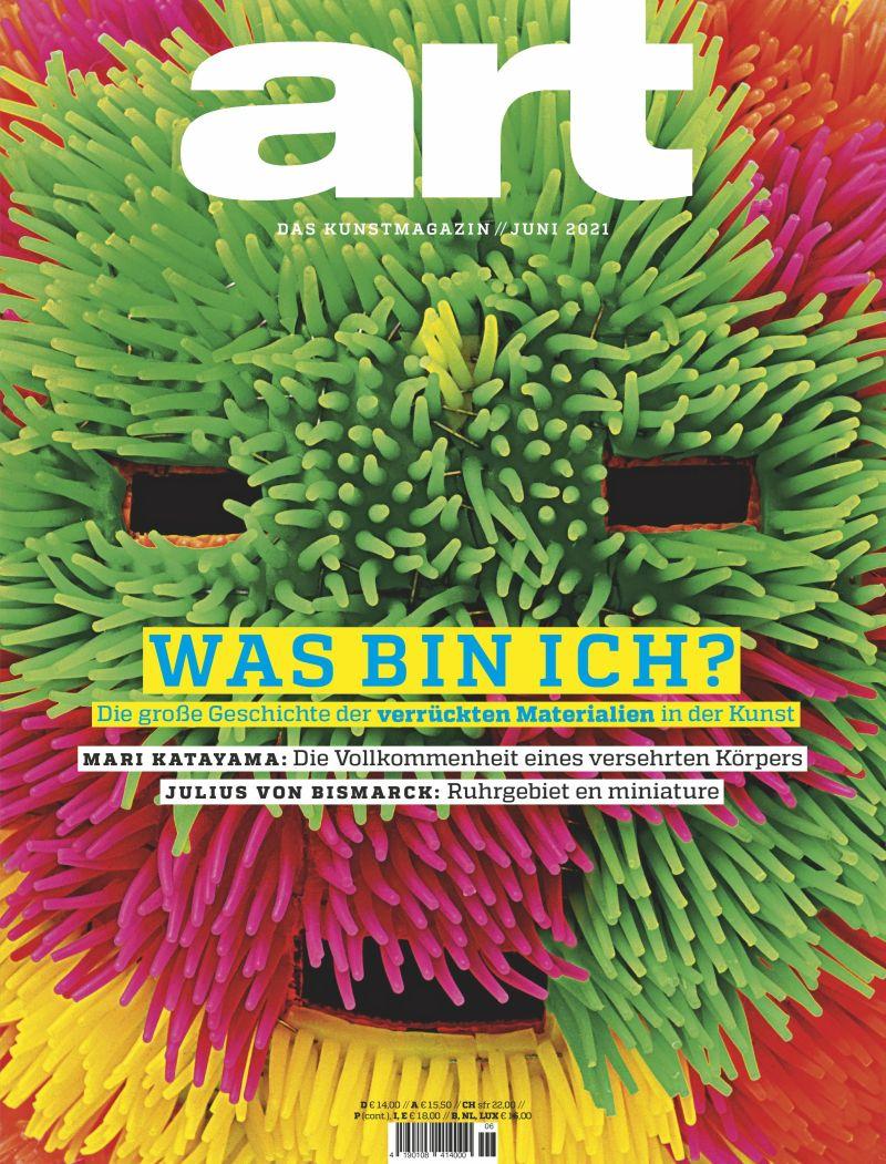 art - Das Kunstmagazin Studentenabo 12 Monate, Zahlung jährlich