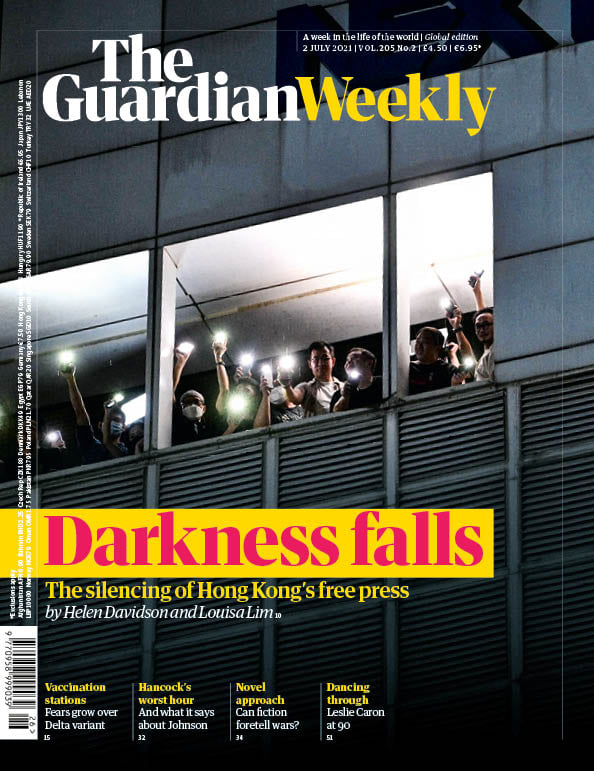 The Guardian Weekly Studentenabo